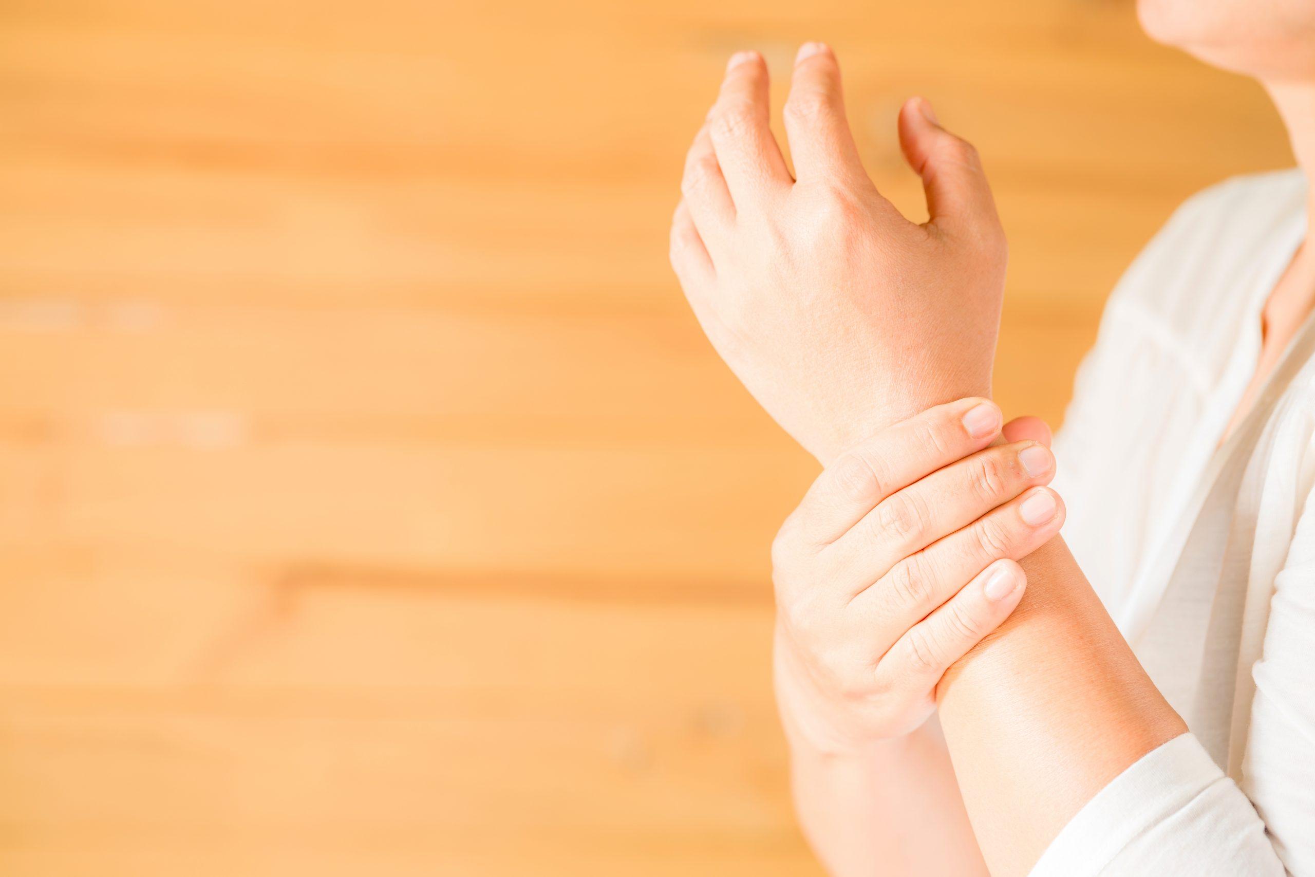 curare la tendinite