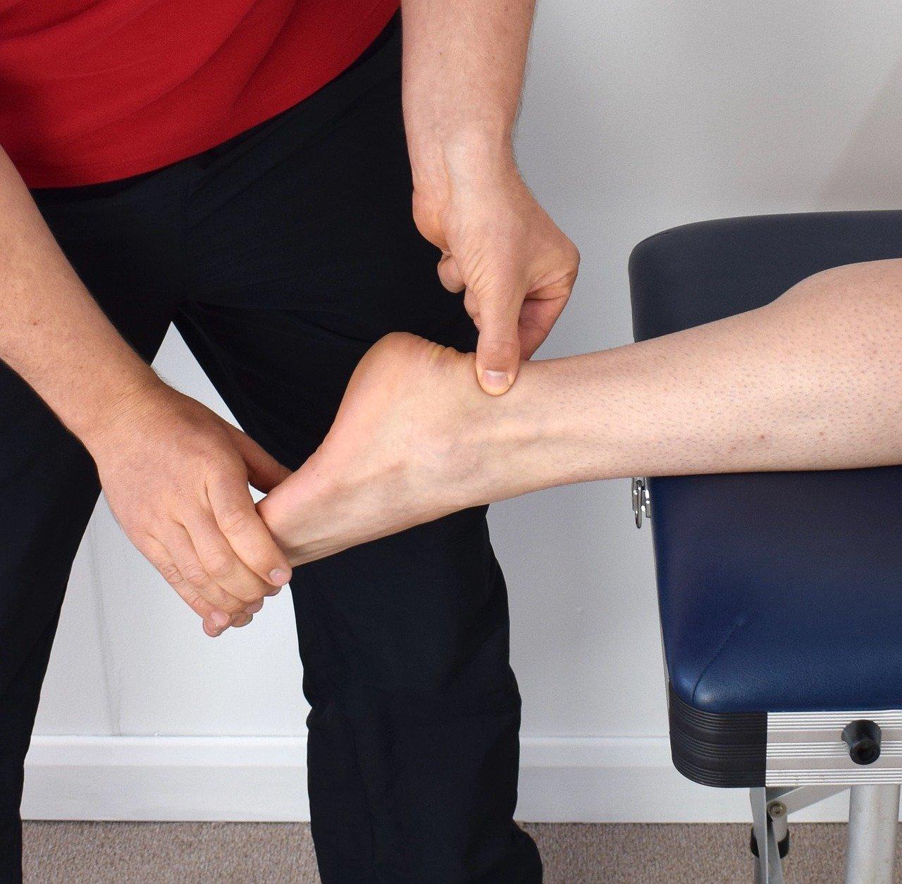 Problemi alla Caviglia